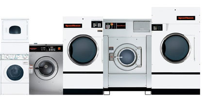Laundry Equipment Sales