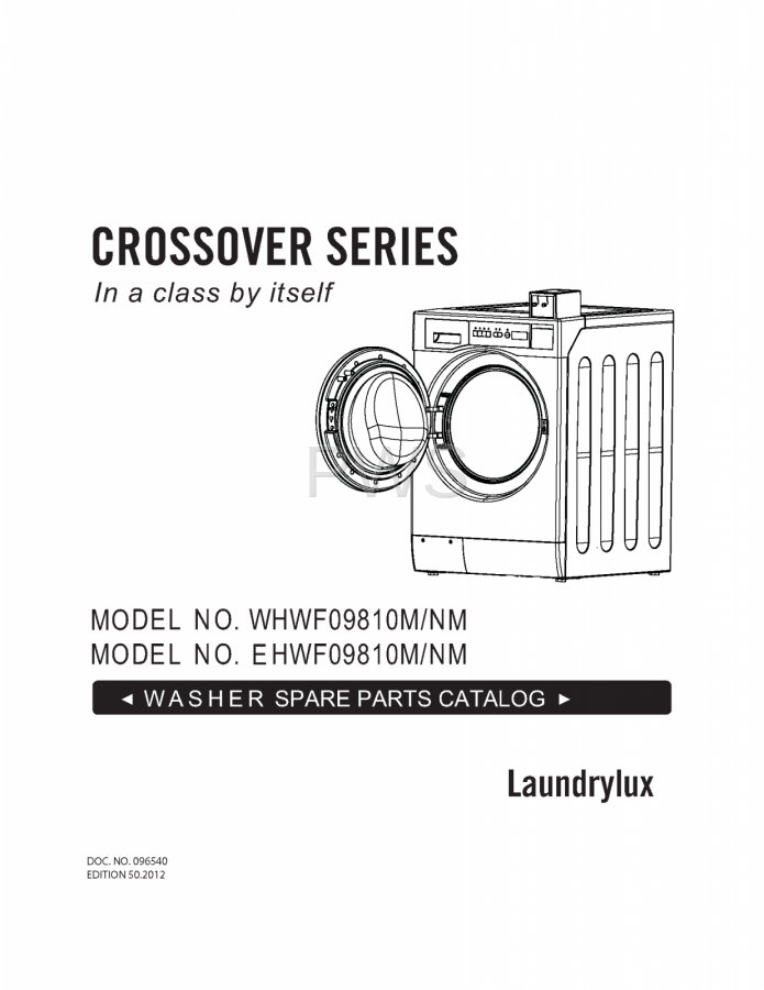 Diagrams Parts And Manuals For Wascomat Whwf09810m Nm Washer