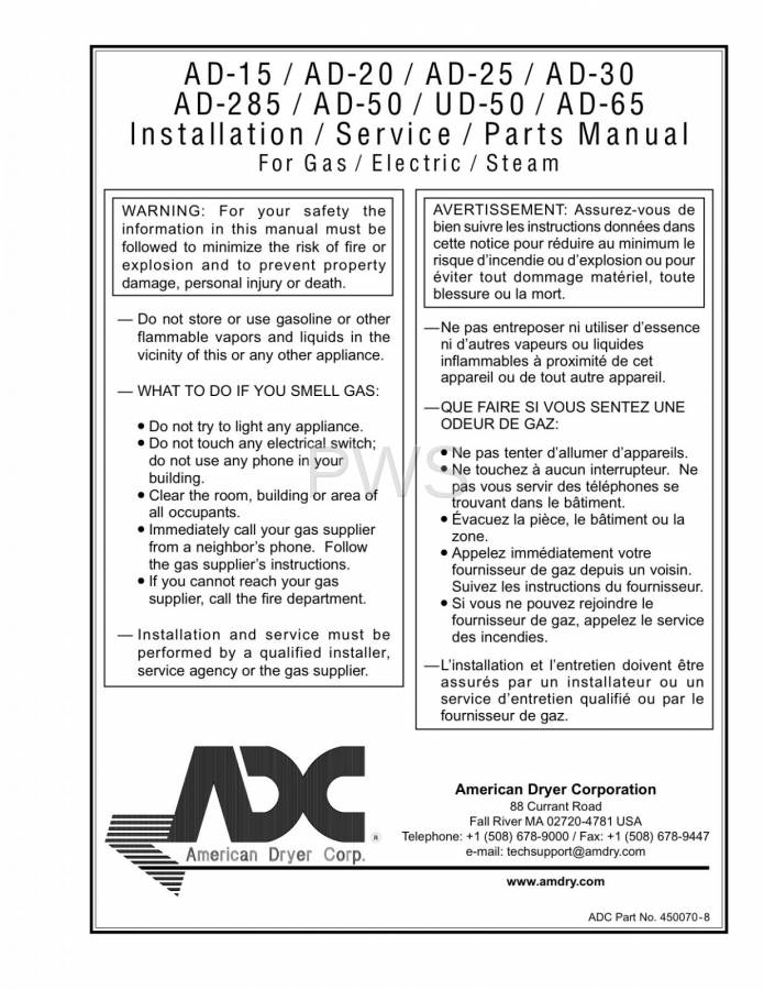 Unimac Dryer Parts Manual - Schematics Wiring Diagrams •