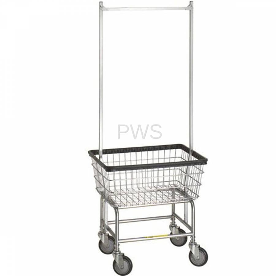 F30668246 wire utility cart 4 on wire utility cart