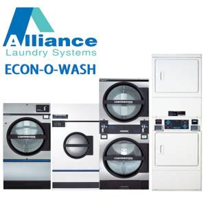 Commercial Econo-Wash Dryer Parts
