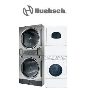 Commercial Huebsch Stacked Washer and Dryer Parts