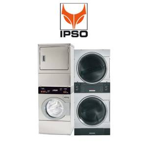 Commercial IPSO Stacked Washer and Dryer Parts