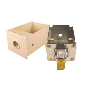 Commercial Miscellaneous Laundry Parts - Card, Coin Box and Coin Acceptor Parts