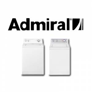 Residential Admiral Washer Parts