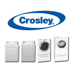 Residential Crosley Laundry Parts - Residential Crosley Dryer Parts