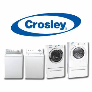 Residential Crosley Laundry Parts - Residential Crosley Washer Parts