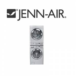 Residential Jenn-Air Stacked Washer and Dryer Parts