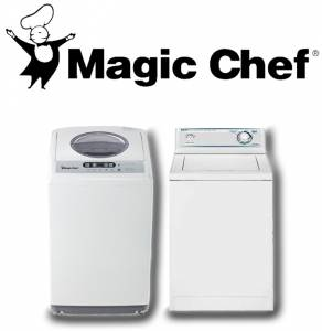 Residential Magic Chef Washer Parts