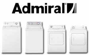 Residential Admiral Laundry Parts
