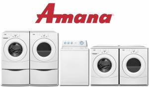 Residential Amana Laundry Parts