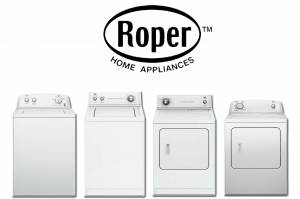 Residential Roper Laundry Parts