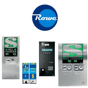 Commercial Laundry Parts - Commercial Rowe Laundry Parts