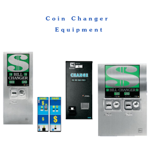 Coin Changers - Coin Changer Equipment