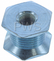 Whirlpool Parts - Whirlpool #3402548 Dryer Pulley 50 Hz