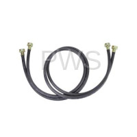 Whirlpool Parts - Whirlpool #8212641RP Washer Inlet Hoses, 5 Ft.