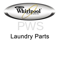 Whirlpool Parts - Whirlpool #W10411195 Washer/Dryer Badge Assembly