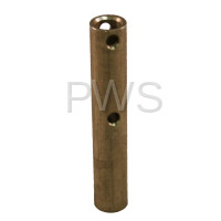 Wascomat Parts - Wascomat #472601600 Washer SHAFT,DRAIN GEARBOX EXTENSION