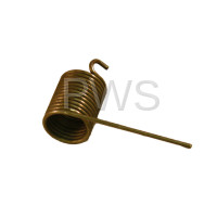 Wascomat Parts - Wascomat #471780401 Washer SPRING,DRAIN VALVE TORSION (N/O)