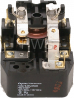 Milnor Parts - Milnor #09C063AE37 Relay (wash) 120v