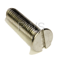 IPSO Parts - Ipso #9001333 Washer SCREW SS FLT HD SLT M6X25