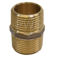 Cissell Parts - Cissell #9001849 Washer SLEEVE COUPLING-BRASS