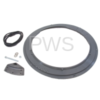 IPSO Parts - Ipso #804560P Washer/Dryer KIT CLOTHES GUARD & DEFLECTOR