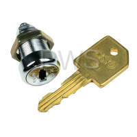 ESD Parts - ESD #0600XD MONEY BOXES LOCK -XD