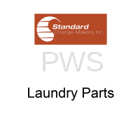 Standard Changer Parts - Standard Changer #6D00022WH DECAL, DOLLAR SEC EMPTY, WHITE