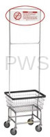 R&B Wire Products - Sign Only for 908 One Piece Rack Extender w/ Hardware