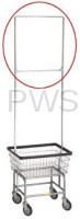 R&B Wire Products - One Piece Rack Extender for 56 Rack