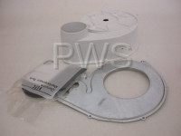 Unimac Parts - Unimac #511969WP Washer/Dryer HOUSING BLOWER WHITE, PKG