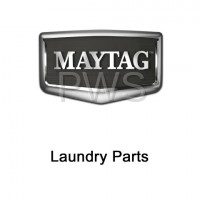 Maytag Parts - Maytag #W10015580 Washer Panel, Front (White)