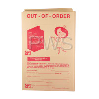 Miscellaneous Parts - OUT OF ORDER CARDS