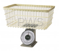 R&B Wire Products - Analog Laundry Scale - NOT LEGAL FOR TRADE