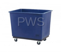 R&B Wire Products - 14 Bushel R&B Laundry Truck/Cart
