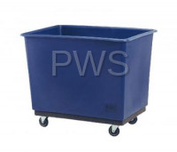 R&B Wire Products - 16 Bushel R&B Laundry Truck/Cart