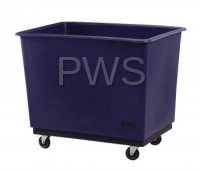 R&B Wire Products - 20 Bushel R&B Laundry Truck/Cart