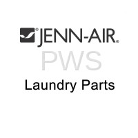 Jenn-Air Parts - Jenn-Air #W10155650 Washer/Dryer Nut, 1/4-28 X 5/32