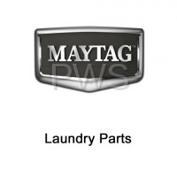 Maytag Parts - Maytag #W10732500 Washer/Dryer BADGE, MT, CHROME