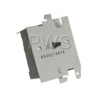 GE Parts - GE #WE4M533 TIMER PLAS. SHAFT