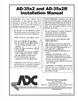 American Dryer Parts - Diagrams, Parts and Manuals for American Dryer AD-35x2 Dryer