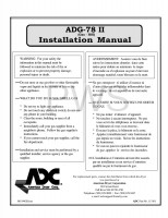 American Dryer Parts - Diagrams, Parts and Manuals for American Dryer ADG-78 Dryer