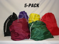 "Miscellaneous Parts - DURABAG Laundry Bag - Assorted Colors (30"" x 40"") - 5 PACK"