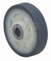 ERP Laundry Parts - #ER12001541 Dryer Drum Roller - Replacement for Whirlpool 12001541