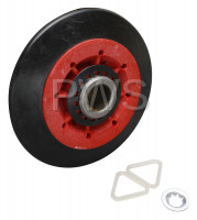 ERP Laundry Parts - #ER8536974 Dryer Support Roller - Replacement for Whirlpool W10314173