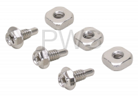 ERP Laundry Parts - #ER279393 Dryer Nut & Bolt Kit - Replacement for Whirlpool 279393