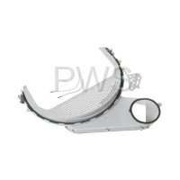 GE Parts - GE #WE14X21334 AIR DUCT ASSY