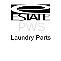 Estate Parts - Estate #W10823508 Dryer BURNER-GAS