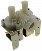 Dexter Parts - Dexter #9379-183-012 Washer/Dryer Valve, Water Inlet (dual outlet) (see Water Inlet Valve Breakdown for individual parts)